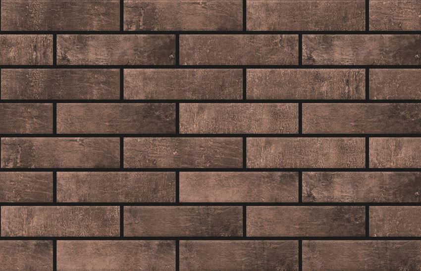 Płytka elewacyjna 6,5x24,5 cm loft brick cardamom