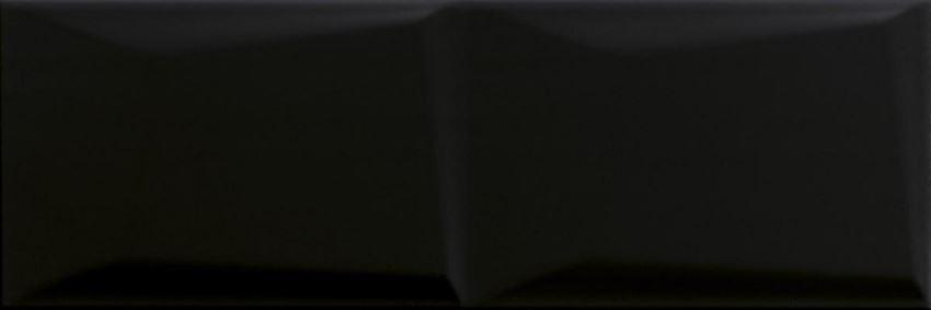 Płytka ścienna 20x60 cm Paradyż Maloli Nero struktura B