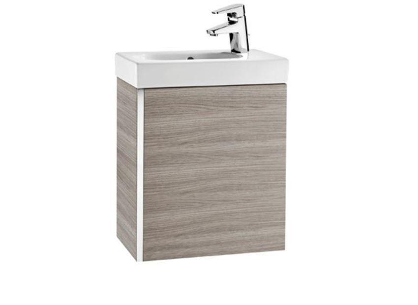 Zestaw łazienkowy Unik 45 cm, piaskowy Roca Mini