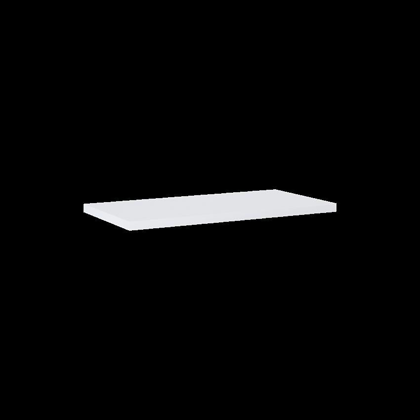 Blat naszafkowy pełny 80,2x42,5 cm Elita Barcelona GR28 White HG PCV