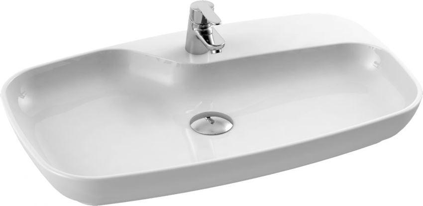 Umywalka stawiana na blat CeraStyle Nova 074400-u
