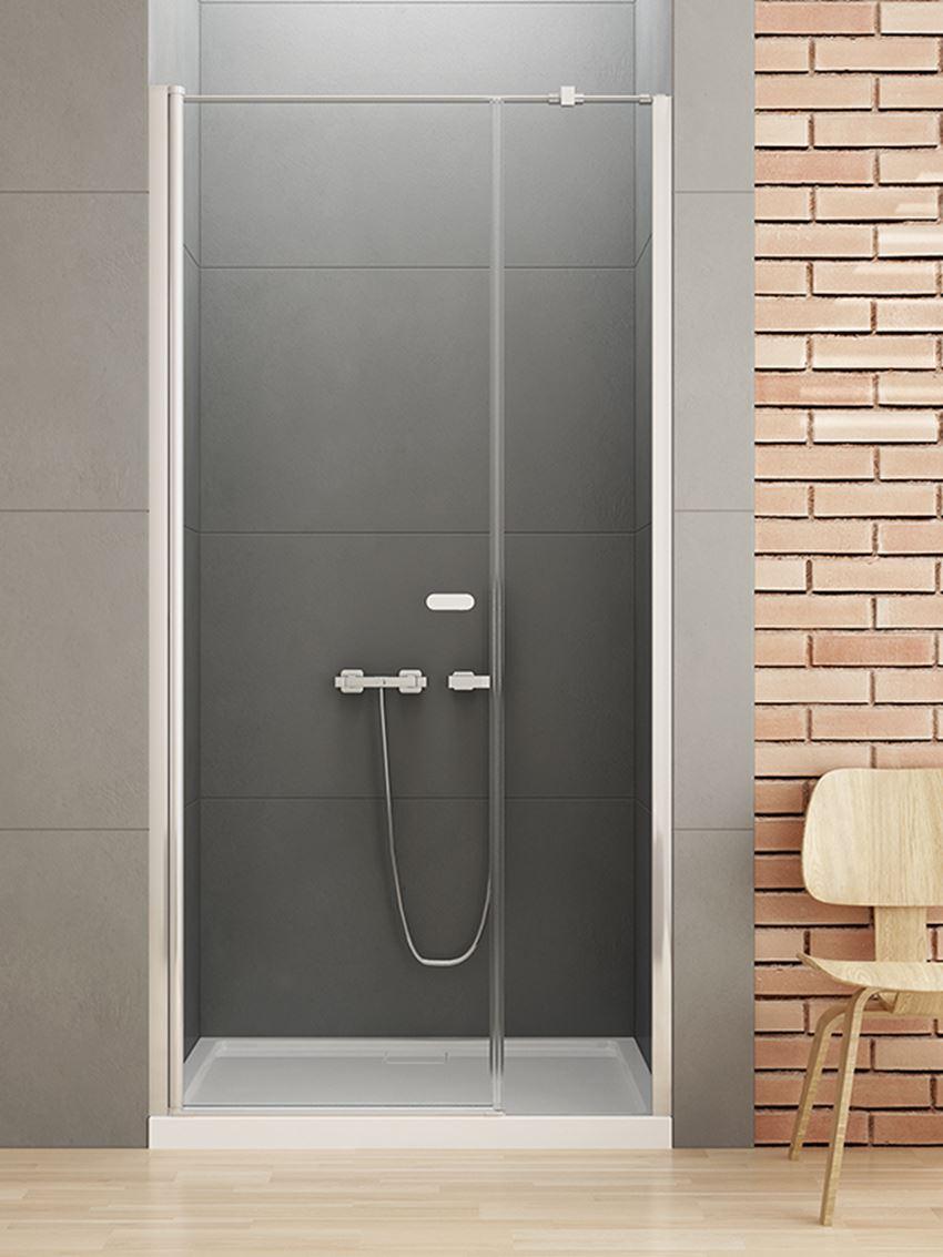 Drzwi prysznicowe pojedyncze New Soleo
