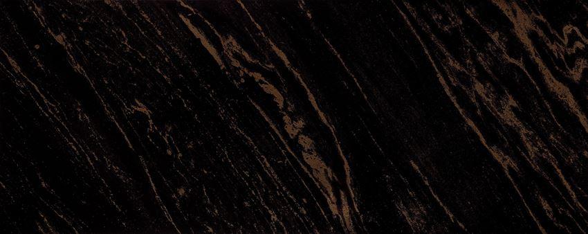 Płytka ścienna 74,8x29,8 cm Tubądzin Larda black
