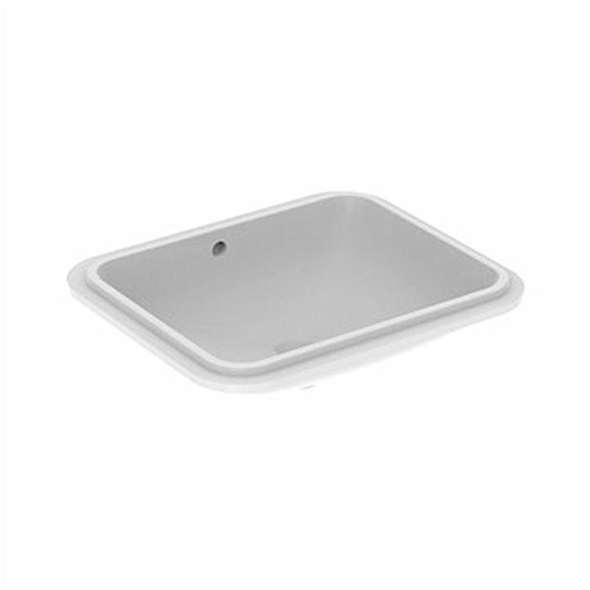 Umywalka podblatowa prostokątna 50x40 cm Koło VariForm