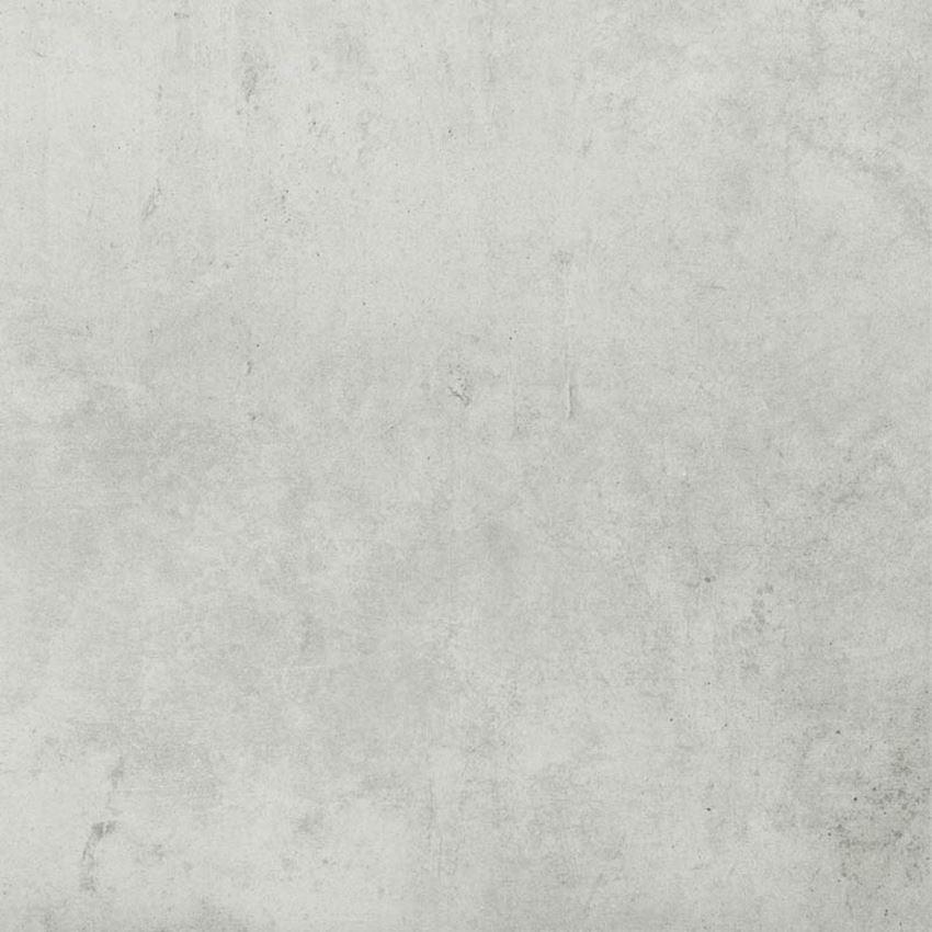 Płytka ścienno-podłogowa 59,8x59,8 cm Paradyż Scratch Bianco Gres Szkl. Rekt. Mat.