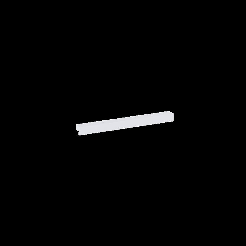 Uchwyt meblowy,16 cm Elita Kwadro Plus White
