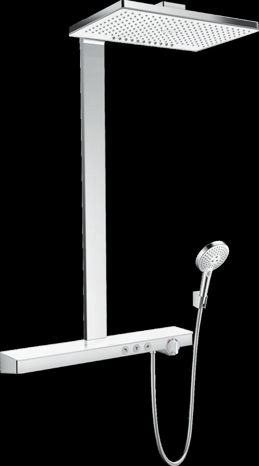Komplet prysznicowy 460 2jet EcoSmart Hansgrohe Rainmaker Select