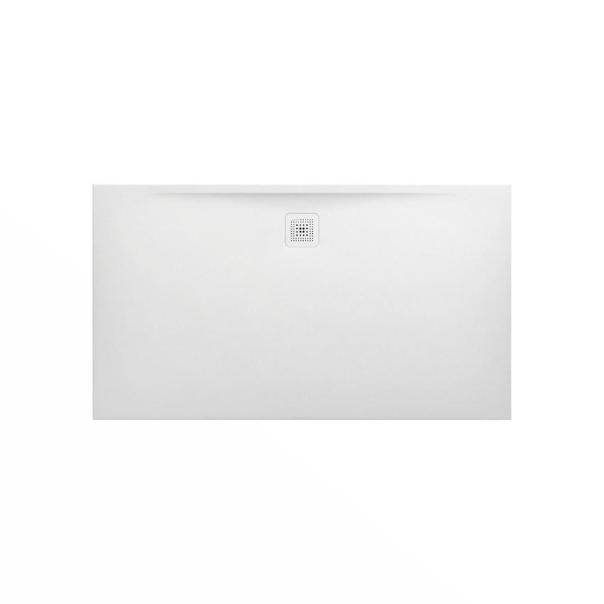Ultrapłaski brodzik prostokątny 160x90x3,1 cm biały Laufen Pro
