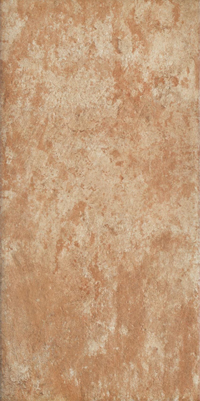 Płytka podłogowa 30x60 cm Paradyż Ilario Ochra Klinkier