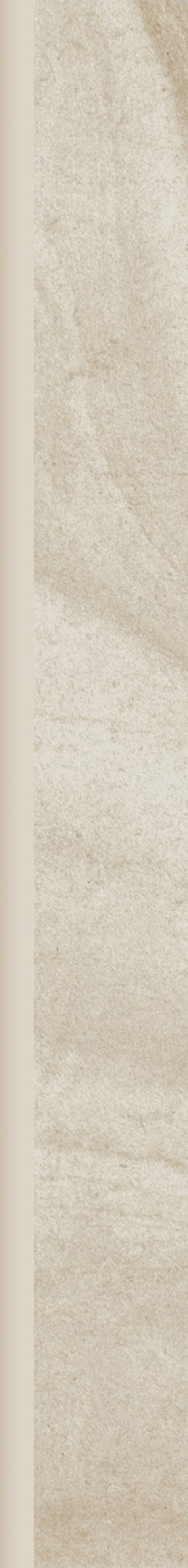 Płytka cokołowa 7,2x60 cm  Paradyż Teakstone Bianco Cokół Mat