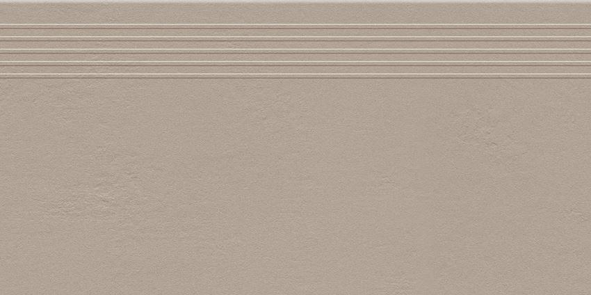 Płytka stopnicowa Tubądzin Industrio Beige (RAL D2/075 7010)