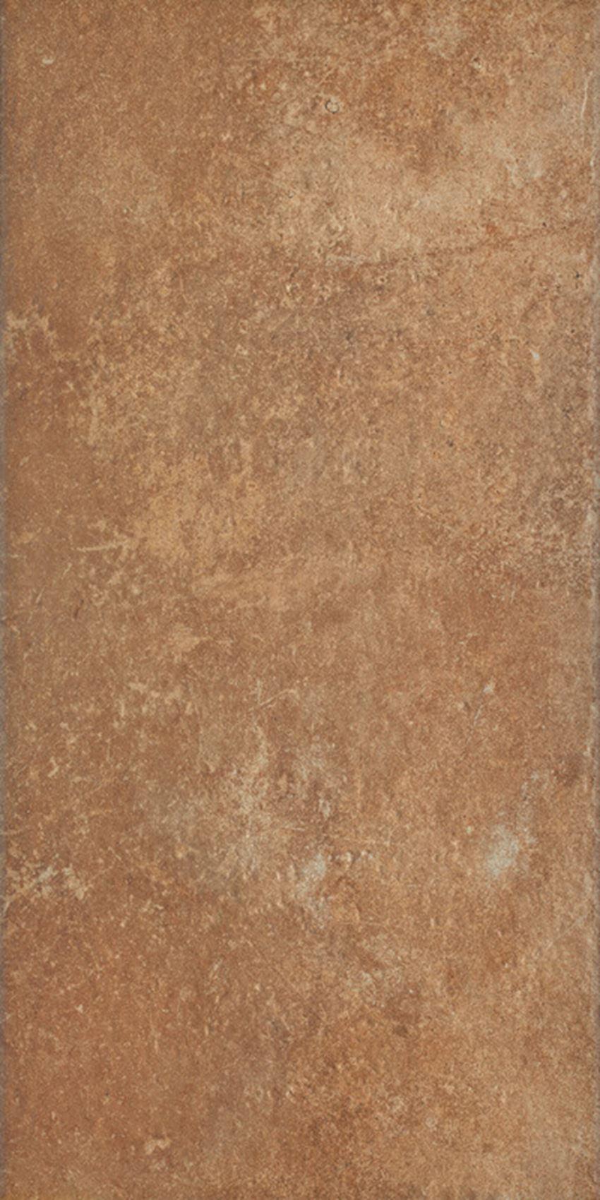 Płytka podłogowa 30x60 cm Paradyż Scandiano Rosso Klinkier