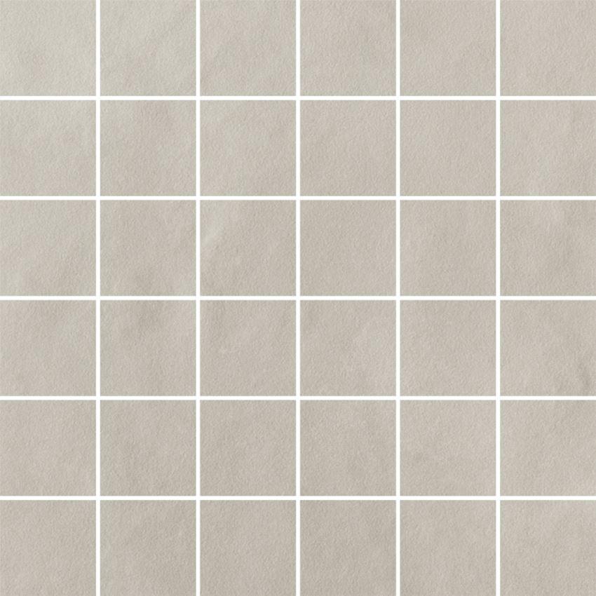 Mozaika 29,8x29,8 cm Paradyż Tigua Bianco Mozaika Cięta K.4,8X4,8 Mat