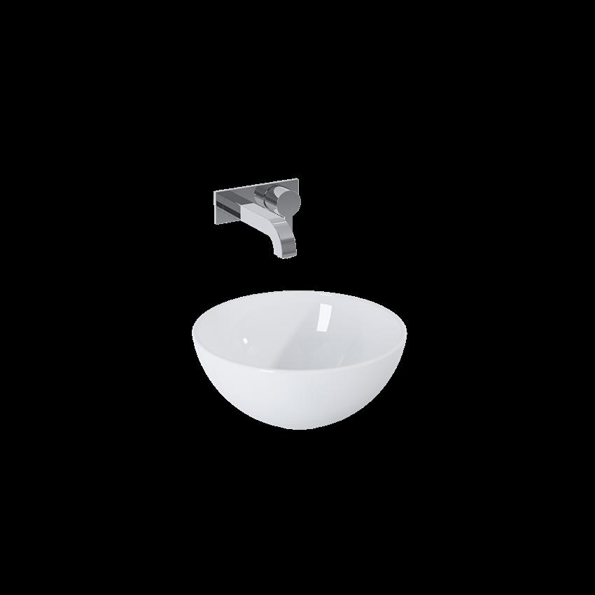 Umywalka stawiana na blacie 36xx36 cm Elita Miko