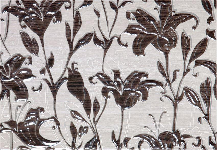 Dekor ścienny 36x25 cm Domino Lily