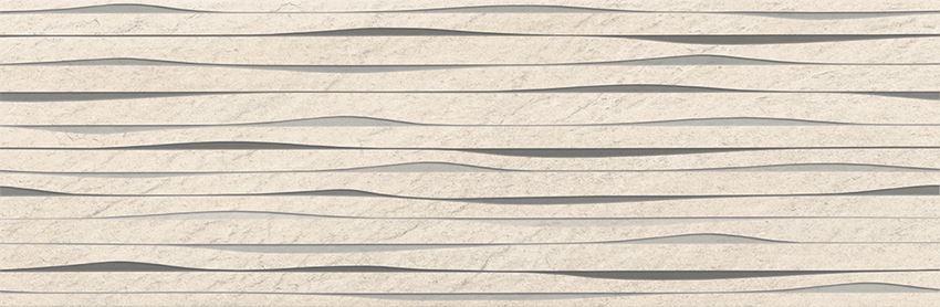Płytka dekoracyjna 24x74 cm Opoczno Granita Inserto Stripes