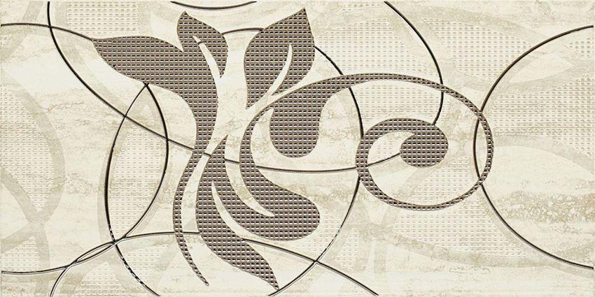 Dekoracja ścienna 30x60 cm Paradyż Amiche Beige inserto B