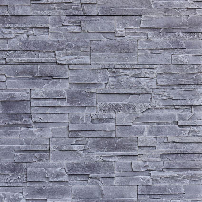 Kamień elewacyjny 18 /24,5/32,5/39,5x9 cm Stone Master Odessa Grey