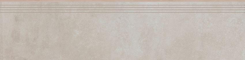 Płytka stopnicowa 29,7x119,7 cm Cerrad Tassero beige