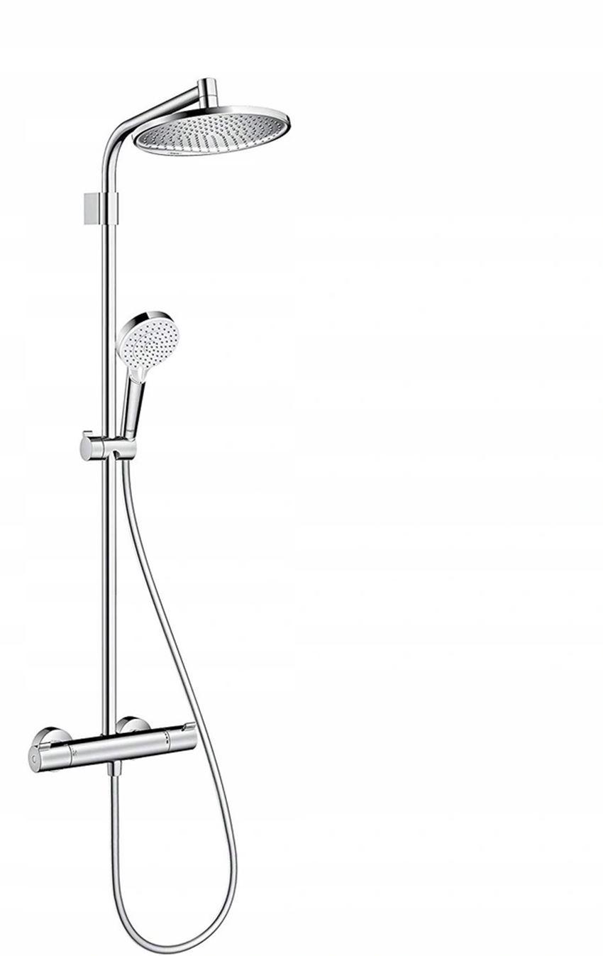 Zestaw prysznicowy Hansgrohe Crometta S