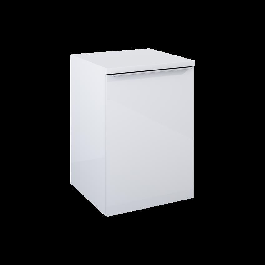 komoda z koszem Elita Lofty 50 Cargo White 167029 3