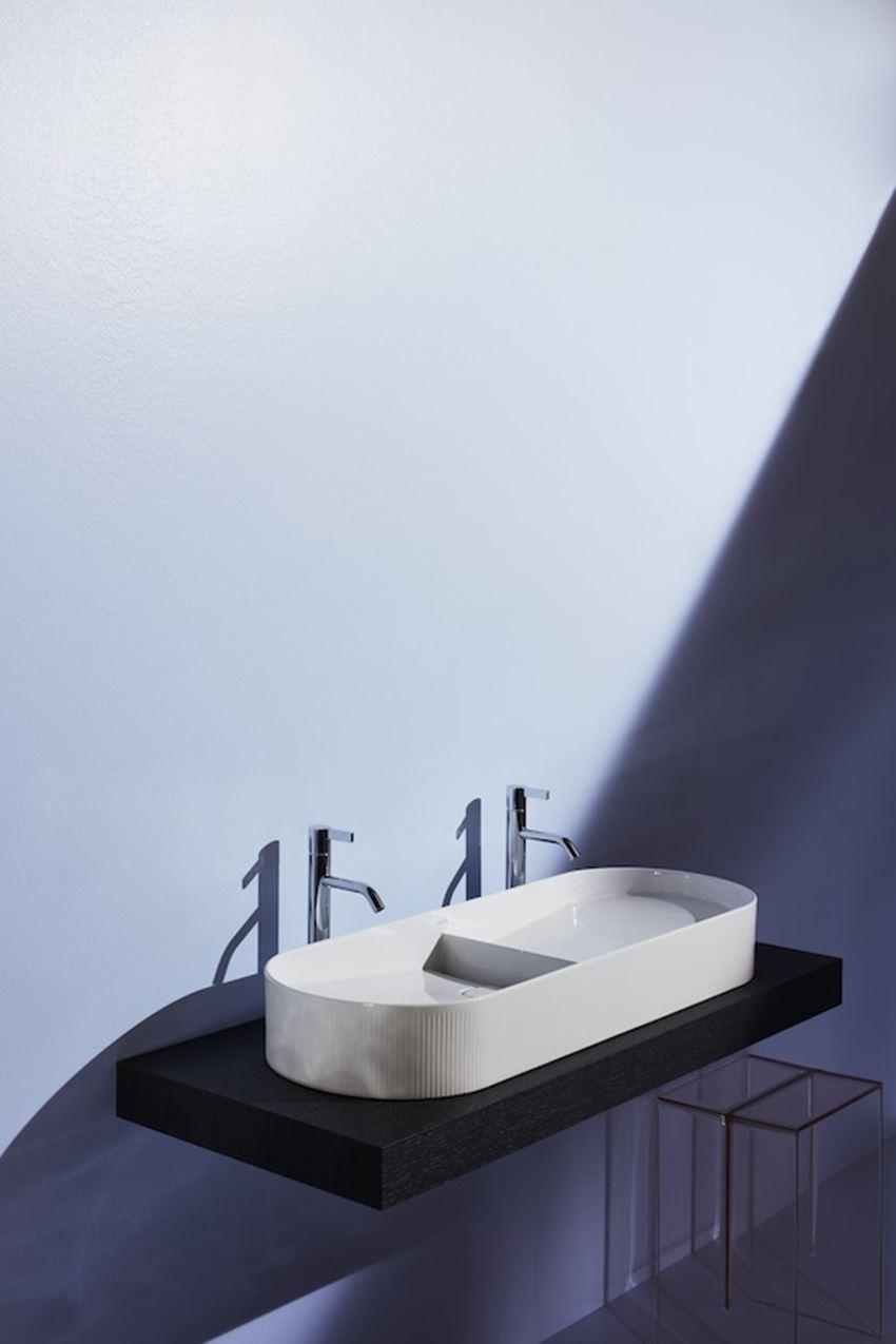 Bateria umywalkowa wysoka Laufen Kartell