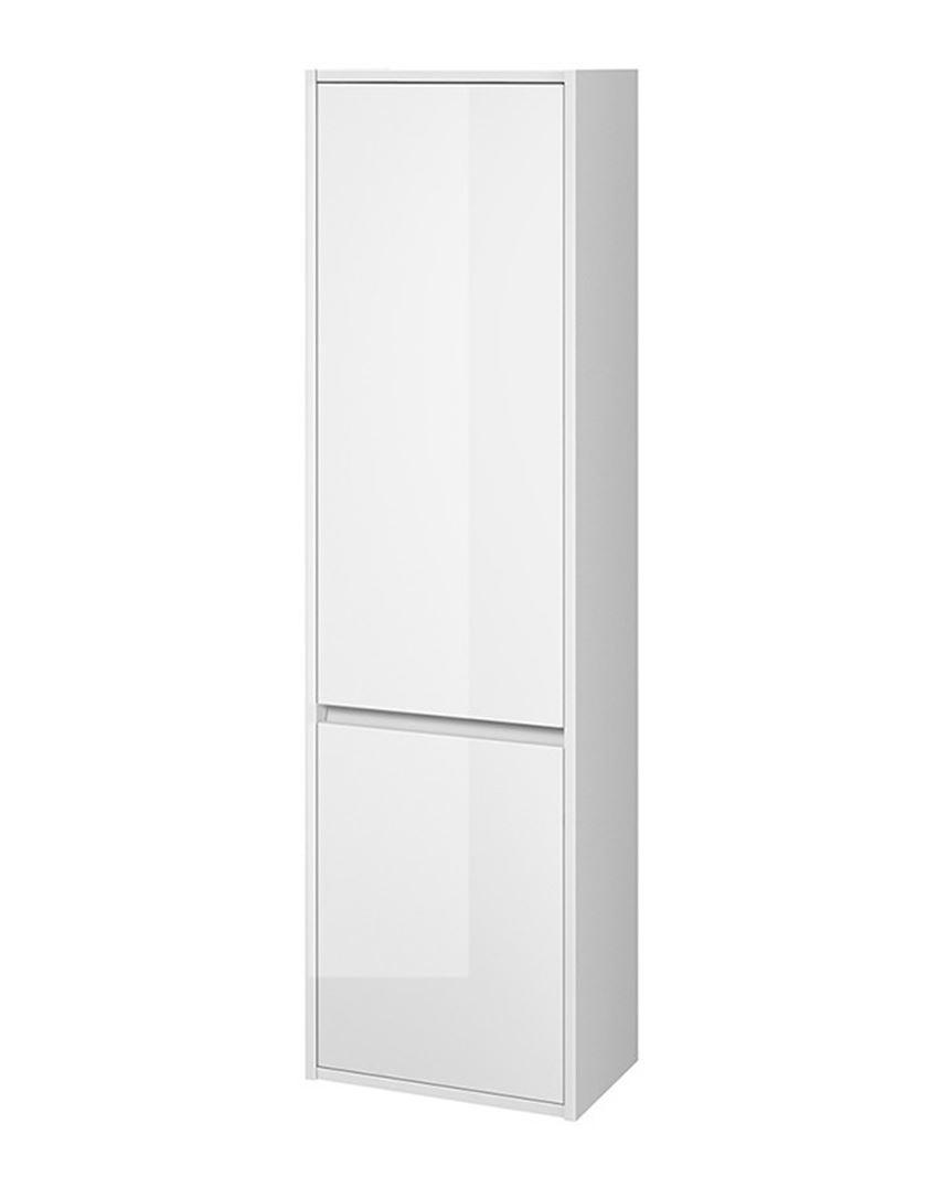 Słupek biały 140x40x25 cm Cersanit Crea