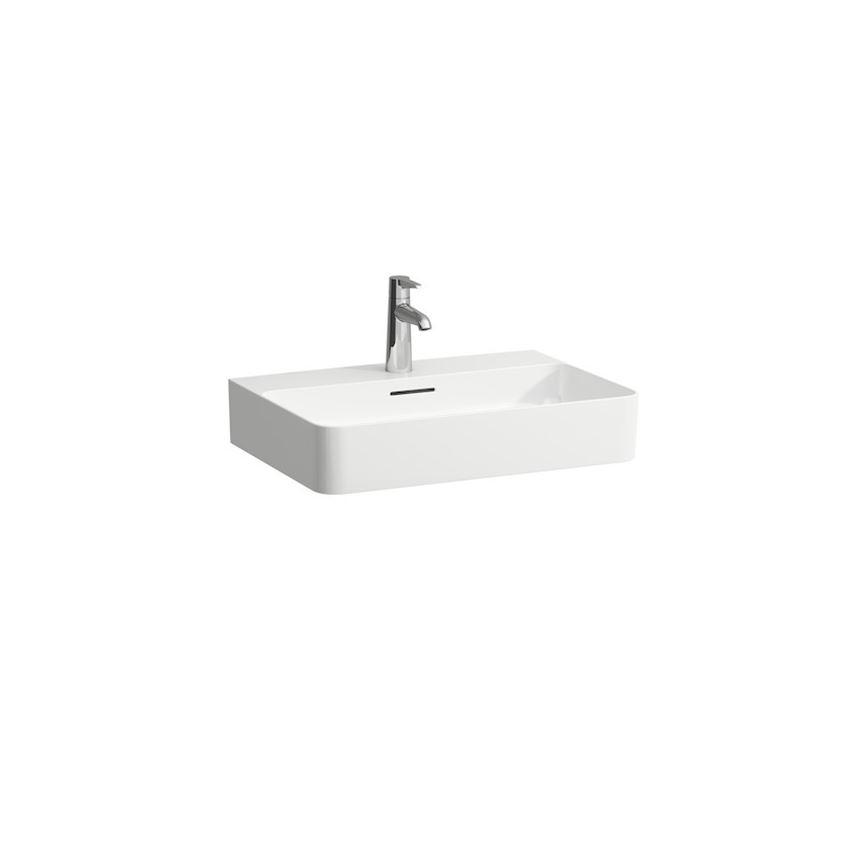 Umywalka ścienna/blatowa 60x42x11,5 cm Laufen Val