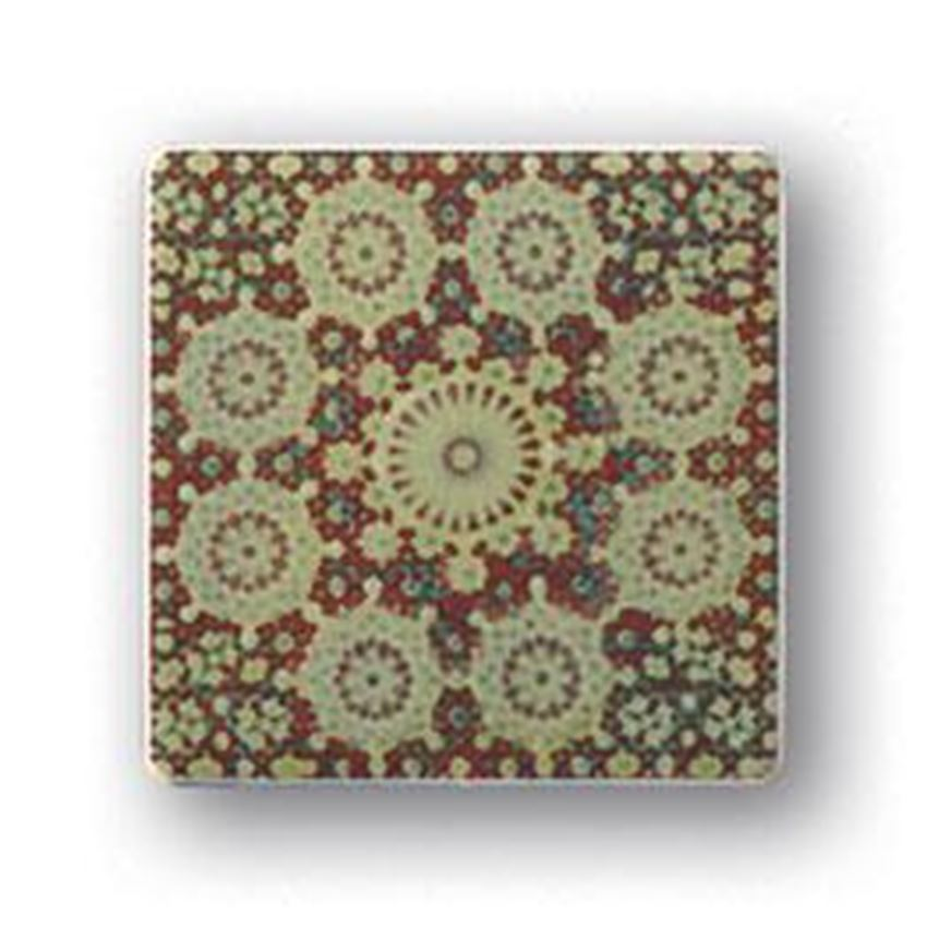 Dekor ścienny11,5x11,5 cm Tubądzin Majolika Rotundo