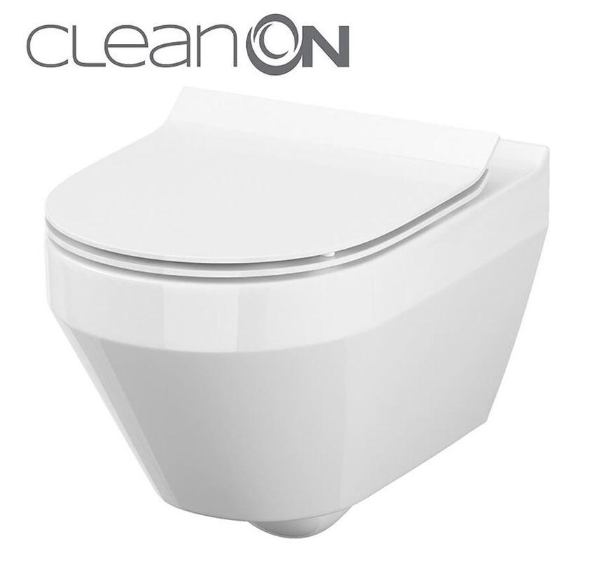 miska wc Cersanit Crea CleanOn K114-015
