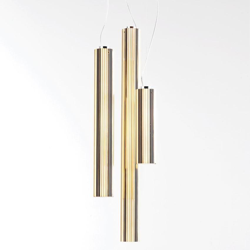 Lampa wisząca 60 cm Laufen Kartell