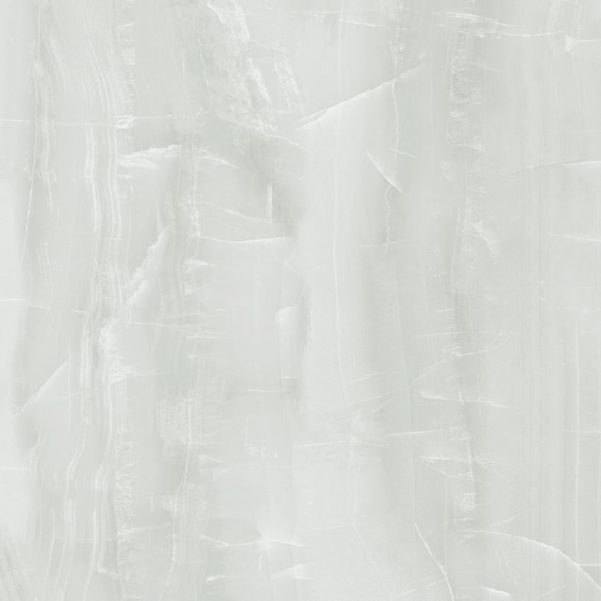 Płytka ścienno-podłogowa 79,8x79,8 cm Opoczno Brave Onyx White Polished