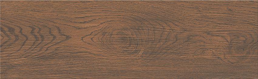 Płytka ścienno-podłogowa 18,5x59,8 cm Cersanit Finwood Ochra