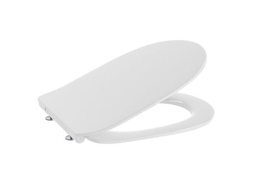 Deska WC SLIM wolnoopadająca Round Roca Meridian