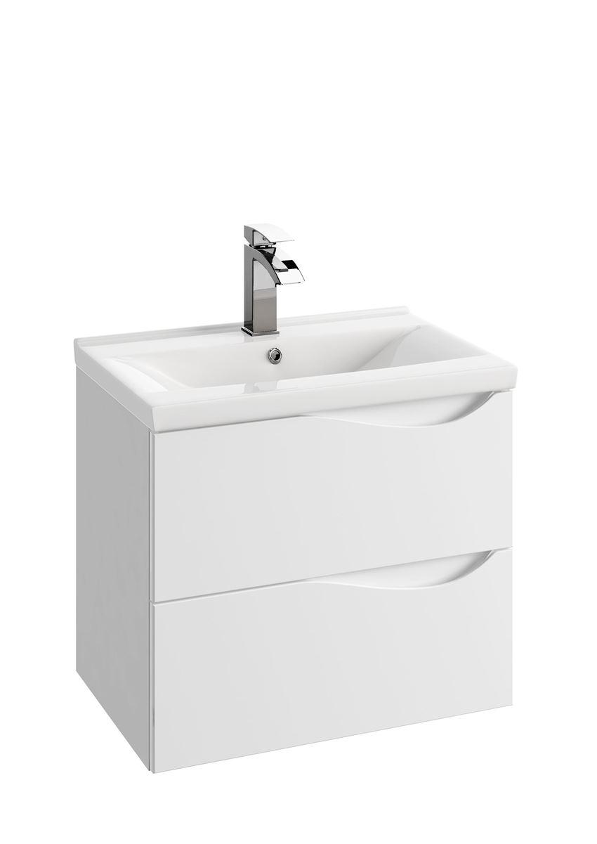 Szafka pod umywalkę 59,9x50x39,8 cm Defra Murcia D60