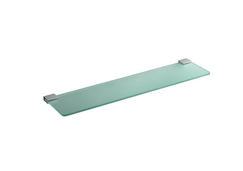 Półka szklana wisząca 52 cm Excellent Riko