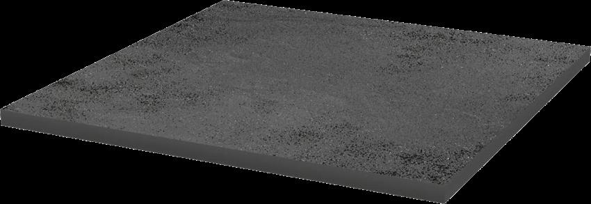 Płytka podłogowa 30x30 cm Paradyż Semir Grafit Klinkier