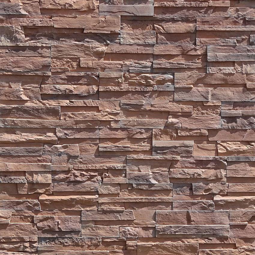 Kamień elewacyjny 18 /24,5/32,5/39,5x9 cm Stone Master Odessa Brown