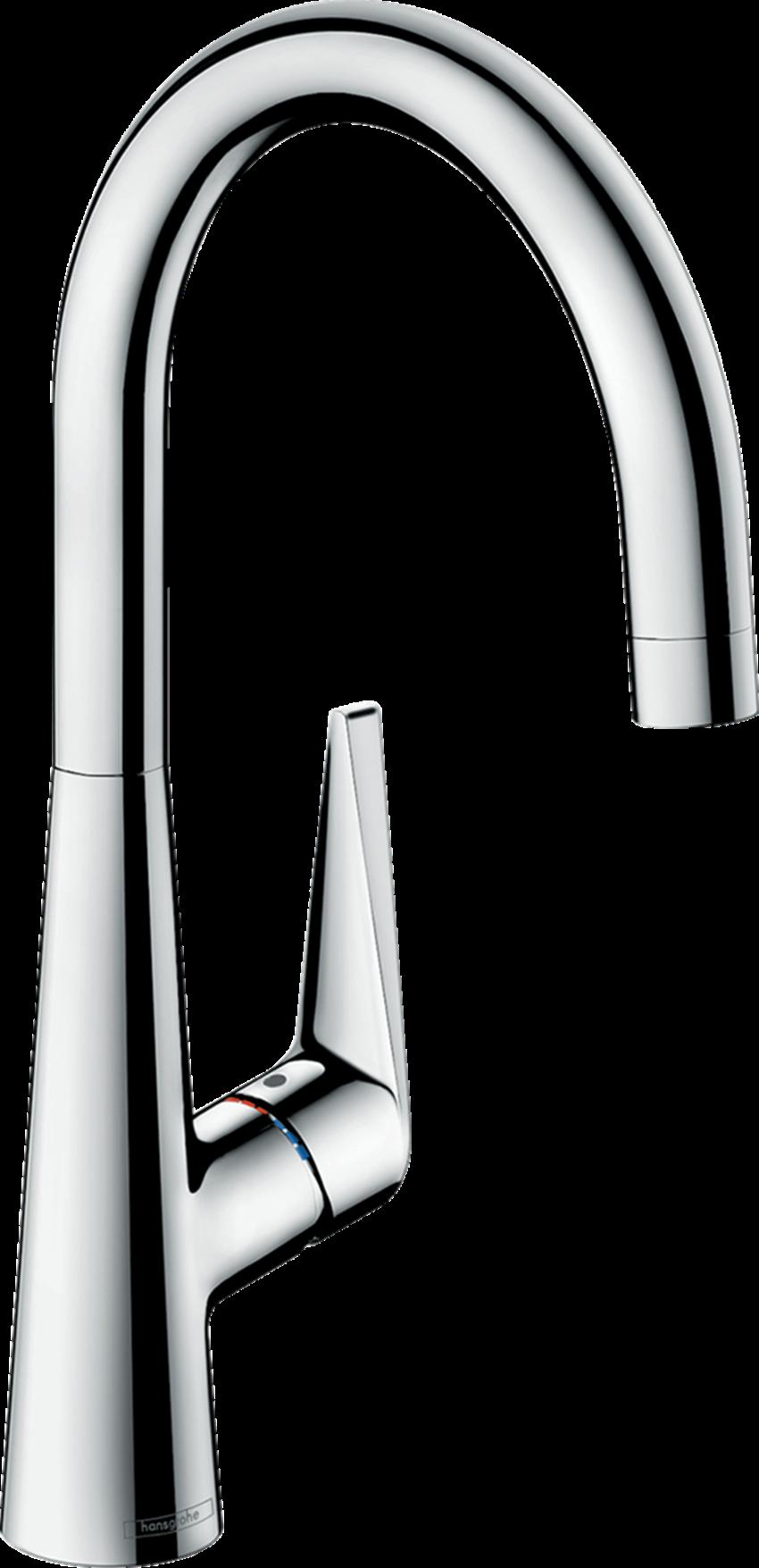 Bateria kuchenna 260 do bezciśnieniowych podgrzewaczy wody Hansgrohe Talis S