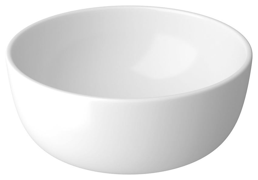Umywalka nablatowa 35 cm Cersanit Moduo