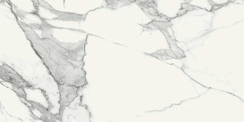Płytka uniwersalna 119,8x59,8 cm Tubądzin Specchio Carrara