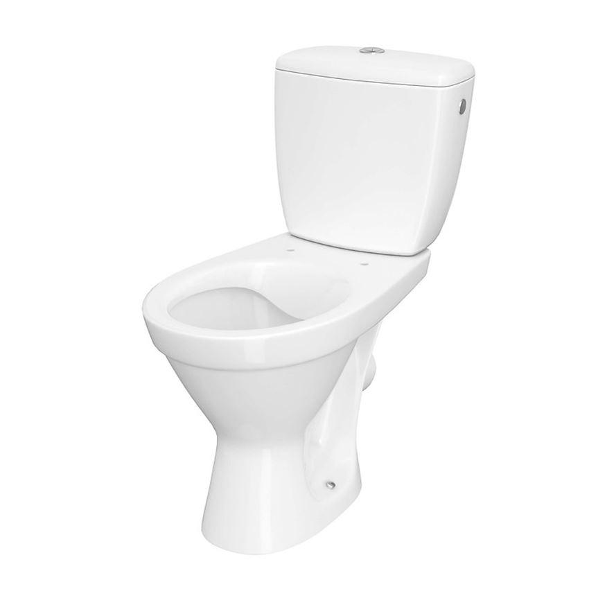 Kompakt WC SimpleOn z deską Slim wolnoopadającą Cersanit Cersania