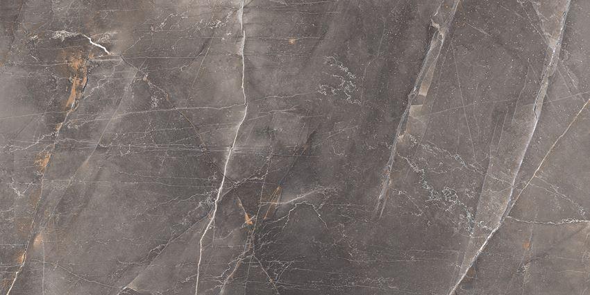 Płytka uniwersalna 60x120 cm Azario Storm Nero New Poler