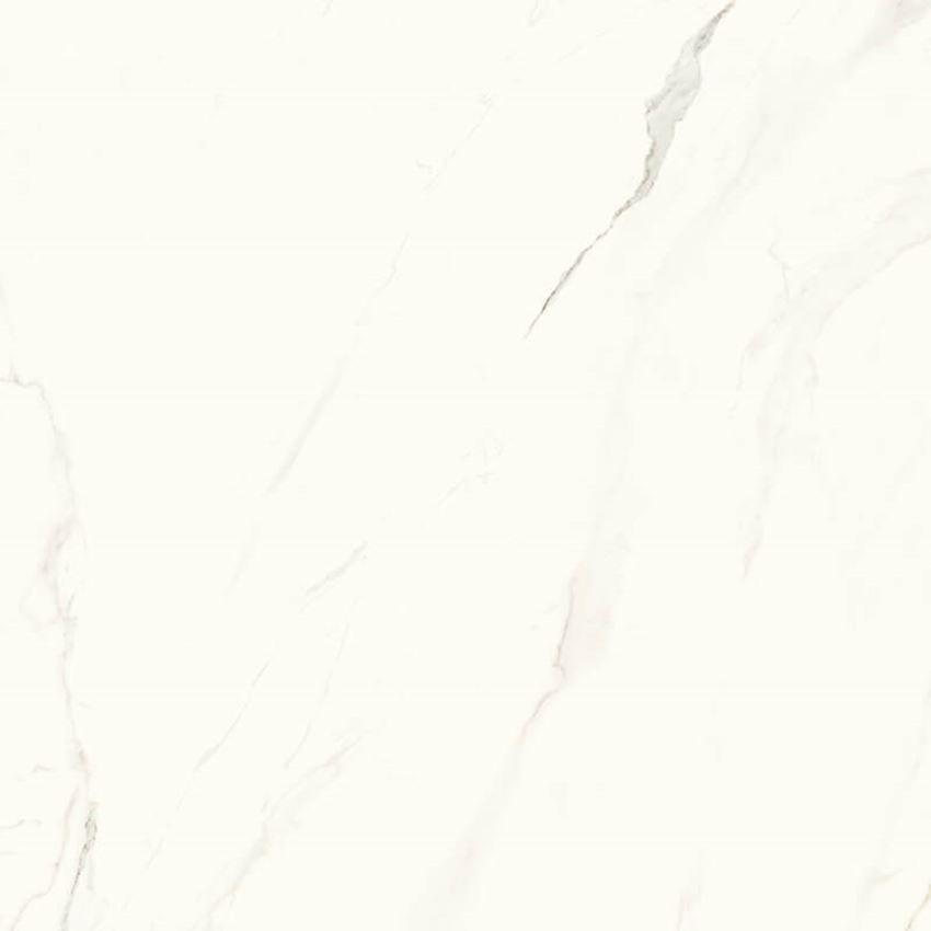 Płytka ścienno-podłogowa 89,8x89,8 cm Paradyż Calacatta Gres Szkl. Rekt. Poler