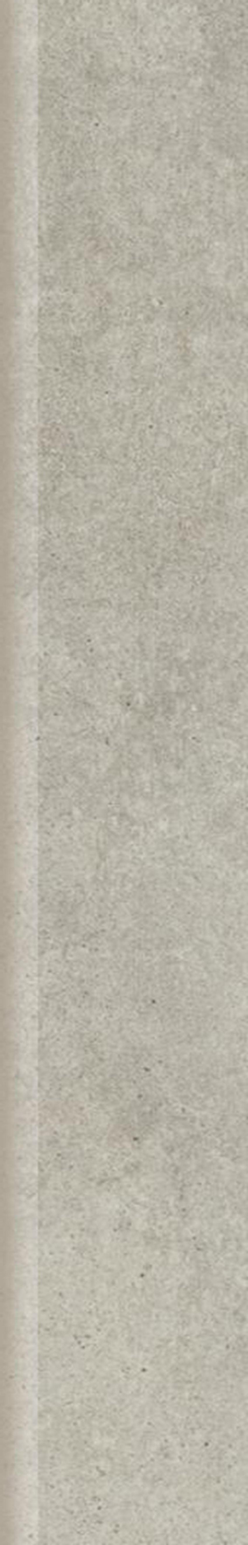 Płytka cokołowa 7,2x44,8 cm  Paradyż Rino Grys Cokół Mat