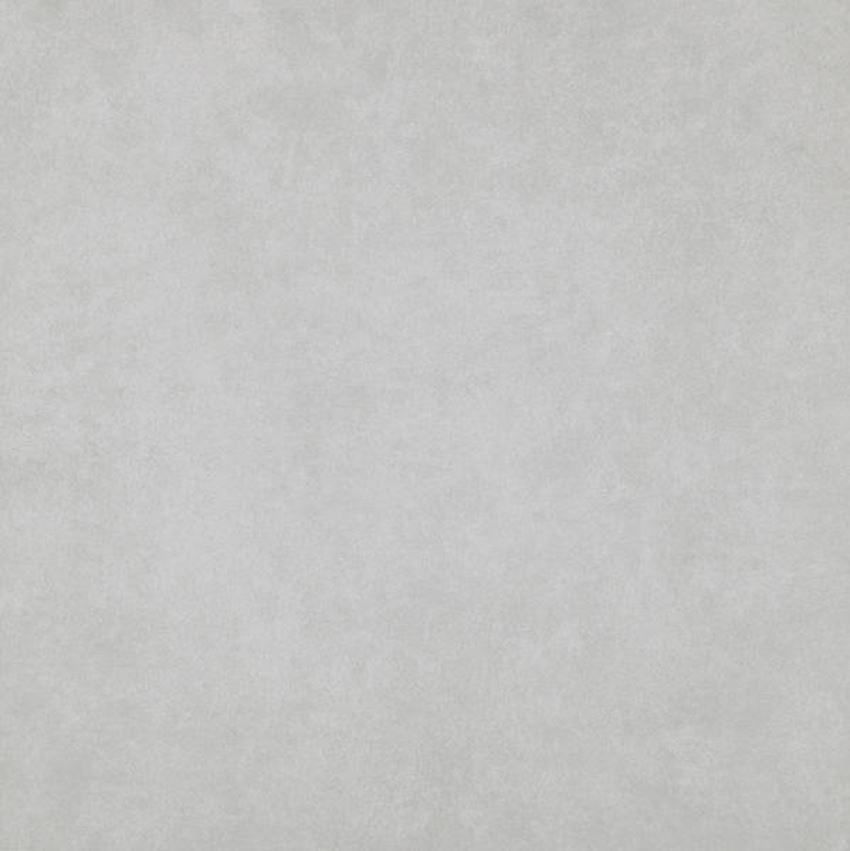Płytka ścienno-podłogowa 59,8x59,8cm Paradyż Tero Silver Gres Rekt. Półpoler