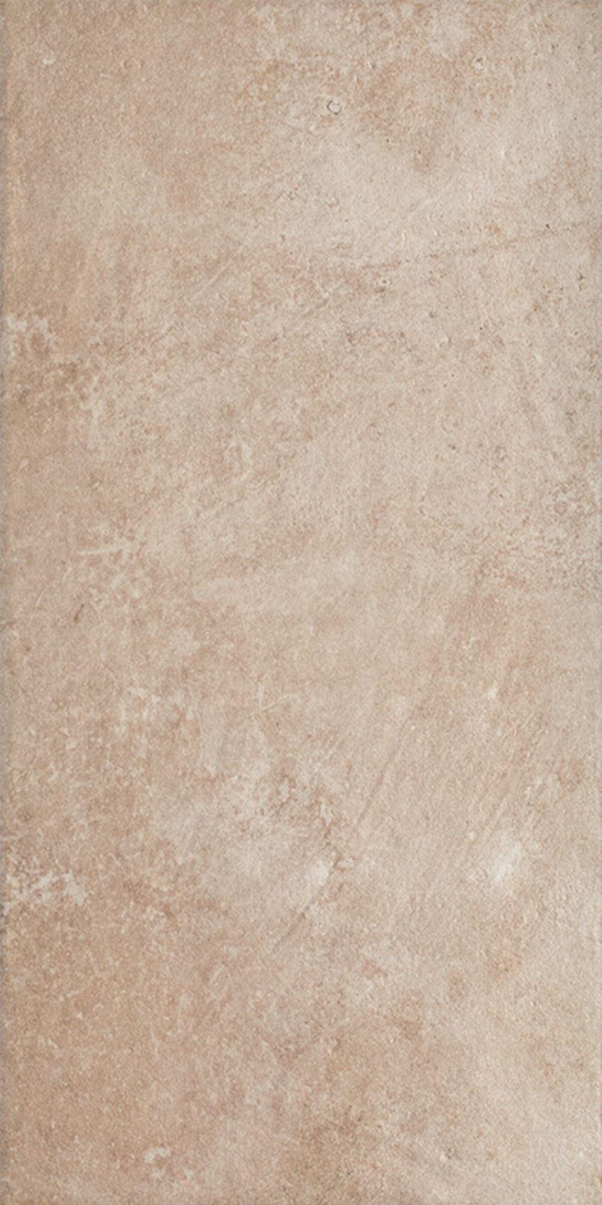 Płytka podłogowa 30x60 cm Paradyż Scandiano Ochra Klinkier