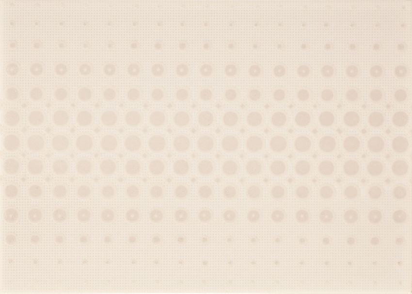 Płytka dekoracyjna 25x35 cm Cersanit Optica white inserto modern
