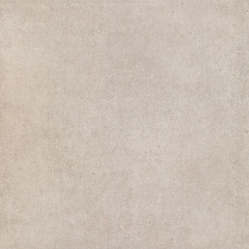 Płytka ścienno-podłogowa, 59,8x59,8 cm Paradyż Riversand Beige Gres Szkl. Rekt. Półpoler