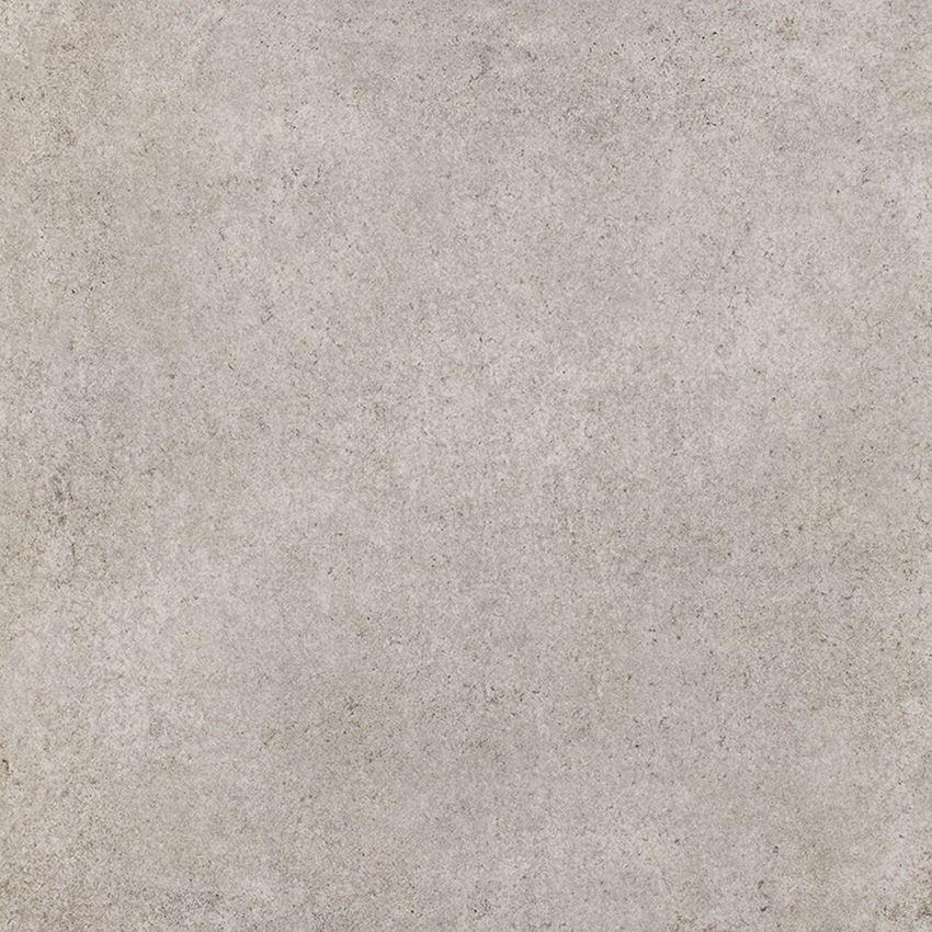 Płytka ścienno-podłogowa, 59,8x59,8 cm Paradyż Riversand Grys Gres Szkl. Rekt. Półpoler
